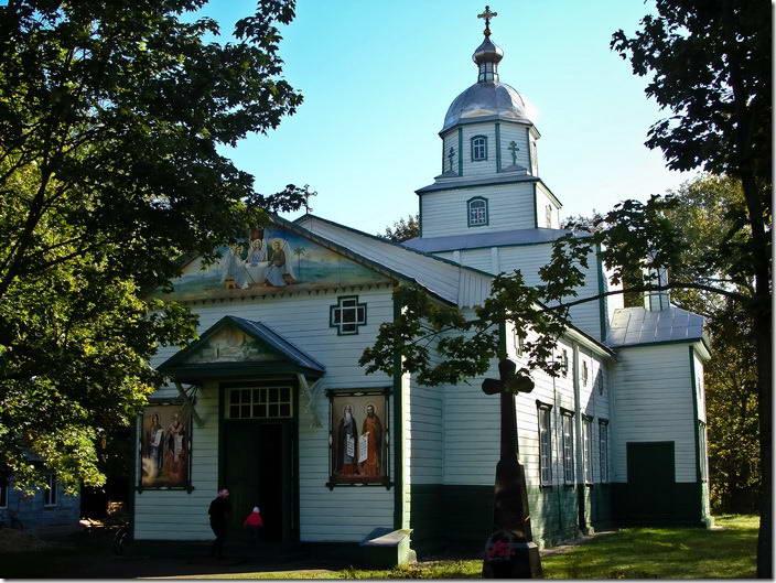 Церква. Загальний вигляд з позиції С3