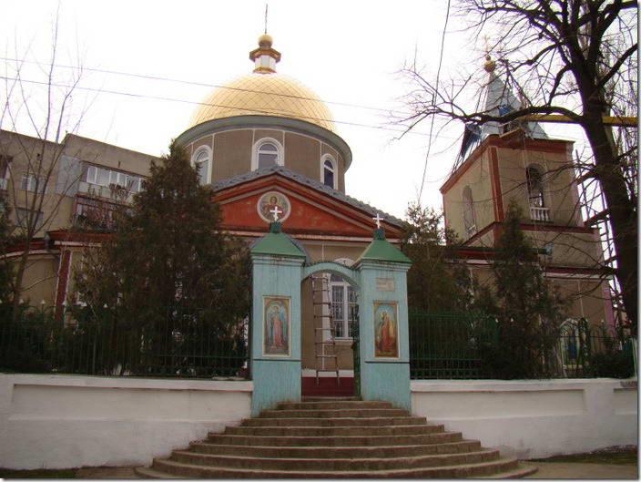 Церква болгарська св.Георгія