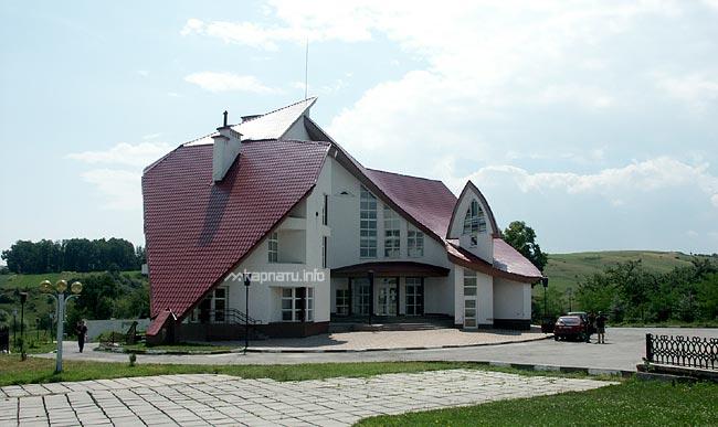 Музей С.Бандери