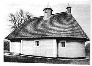 Церква в с.Цурень: старе фото