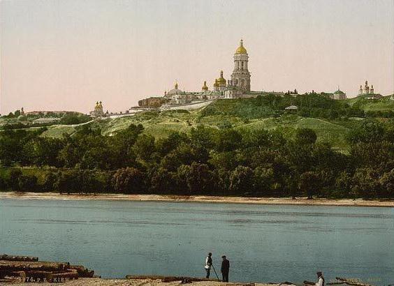 Поч. 20 ст. Загальний вигляд зі сходу