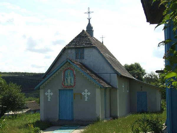 Церква зачаття св.Анни