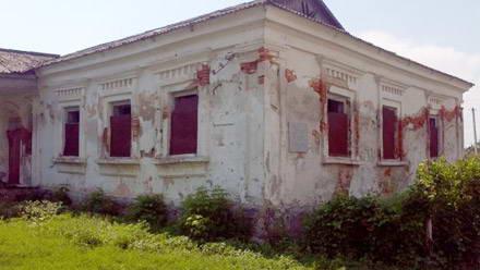 Будинок, в якому жив М. М. Коцюбинський