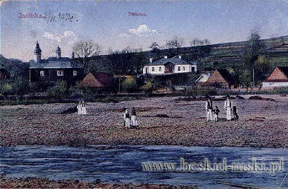 1914 р. Панорама села