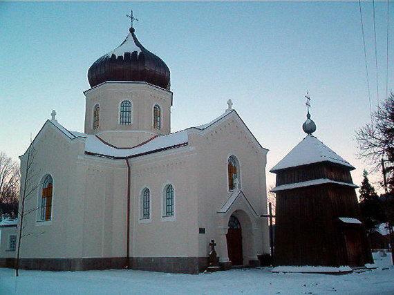 Церква св.Параскеви (нова)