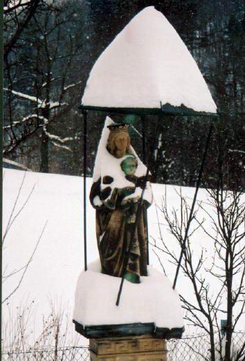 [2003..2006 р.] Фігура богородиці