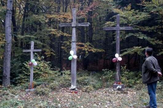 15.10.2006 р. Пам'ятні хрести