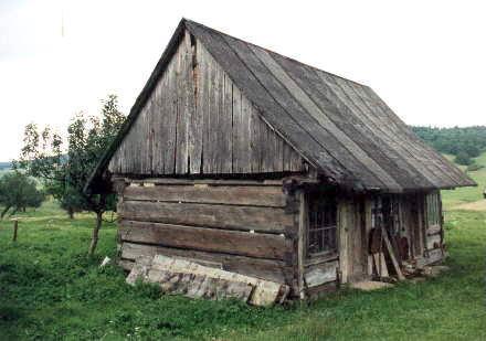 1996 р. Лемківська комора