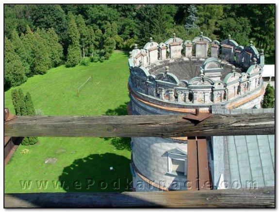 Вигляд з надбрамної башти