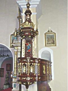 7 czerwca 2005 roku w Kościele Parafialnym św. Elżbiety została zdemontowana ambona, i poddana generalnej konserwacji.…