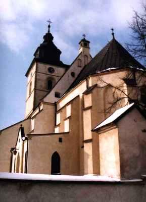 Костел св.Єлизавети Угорської