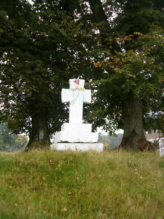 Хрест на пам'ять про знесення панщини