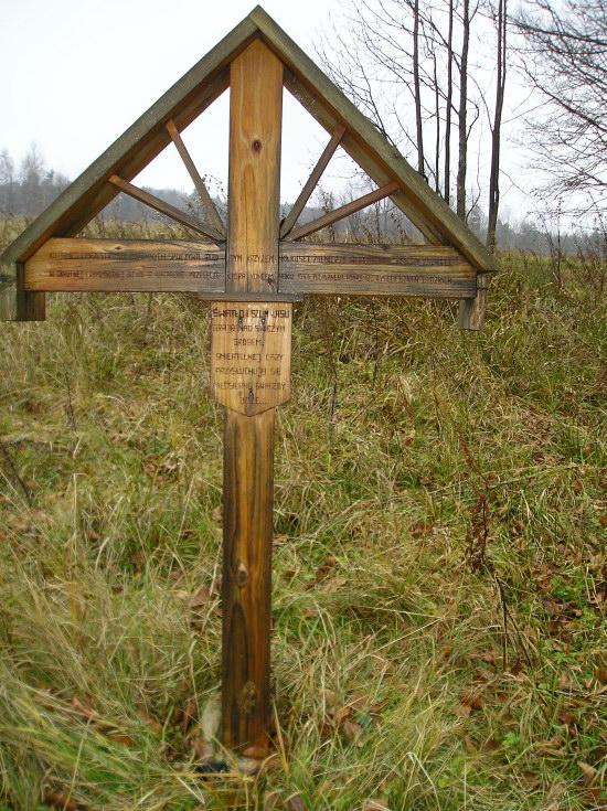 Братська могила німецьких вояків, загиблих у 1944 р.