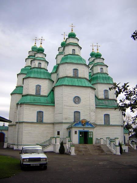 Церква св.Трійці