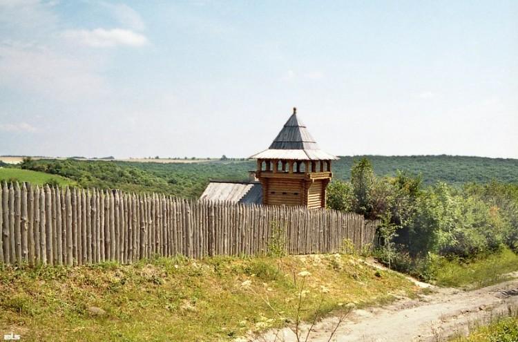2006 р. Башта. Загальний вигляд