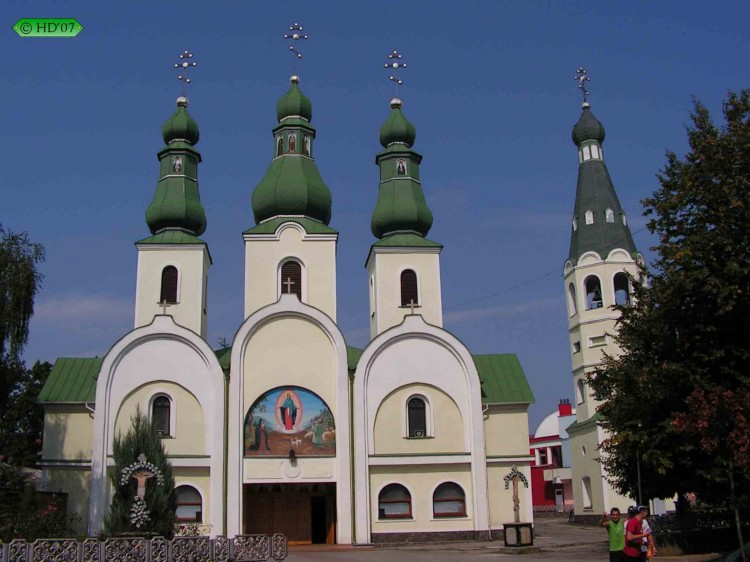 Церква Почаївської богородиці