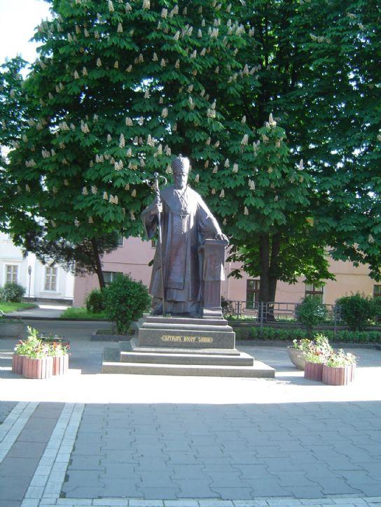 Пам'ятник Й.Сліпому