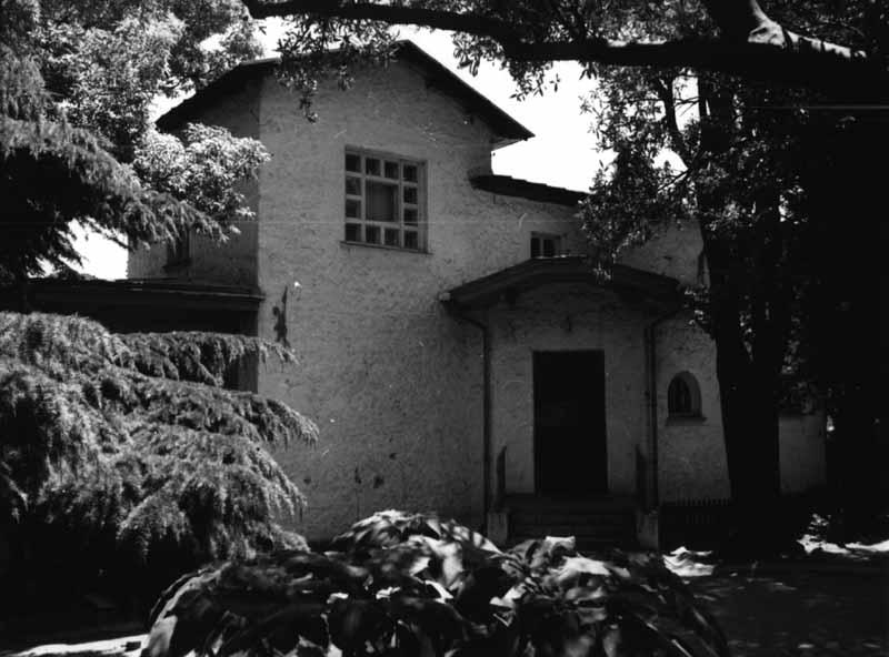 Будинок, у якому жив А.П. Чехов