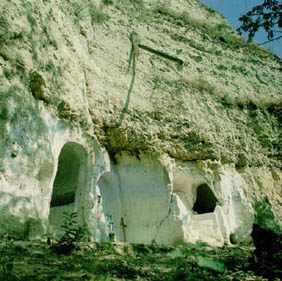 Бакотський Михайлівський печерний монастир