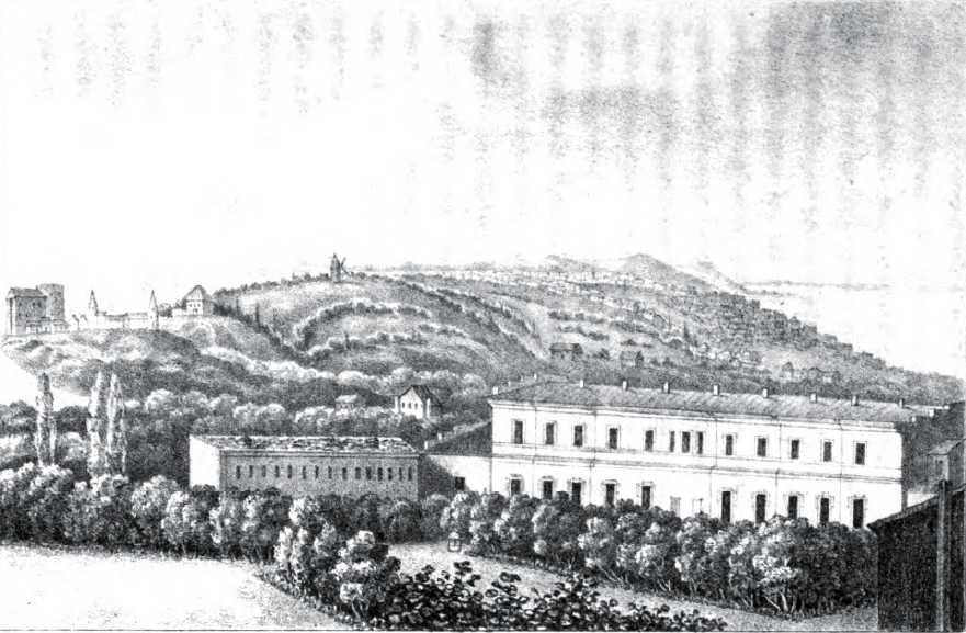 1845 р. Катерининський інститут