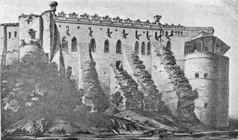 [1899 р.] Загальний вигляд з півдня