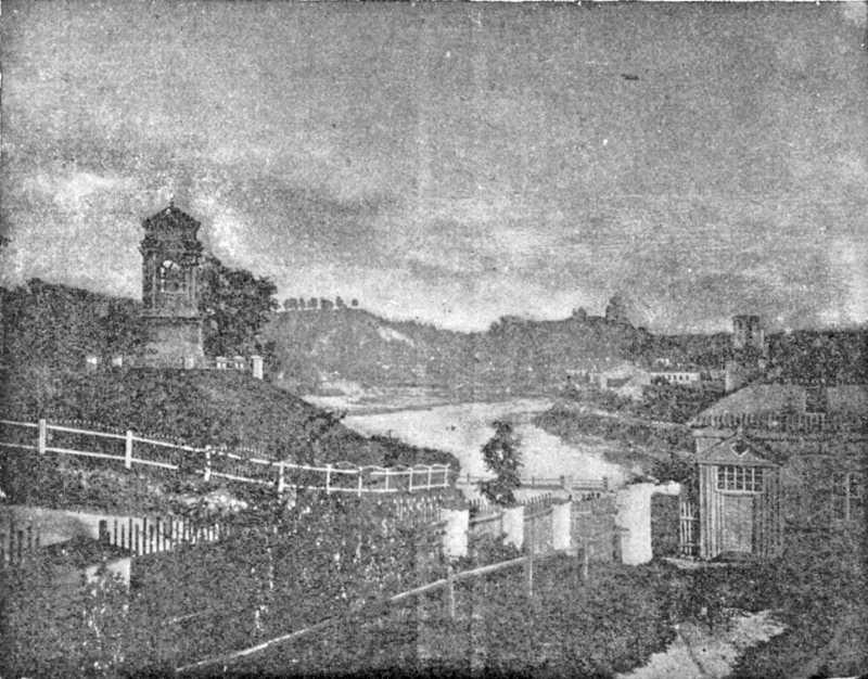 [1900 р.] Пам'ятник на Крижацькому кургані