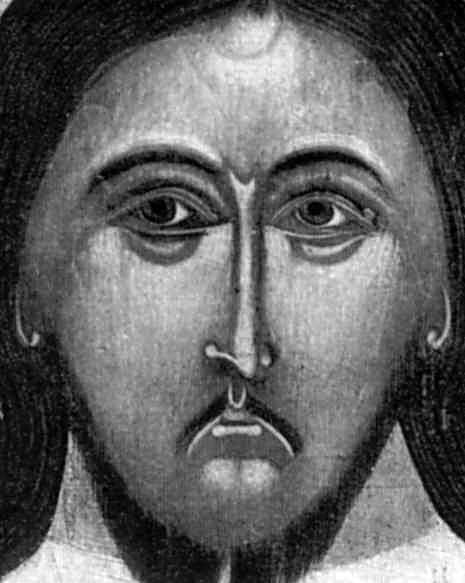 Обличчя Ісуса
