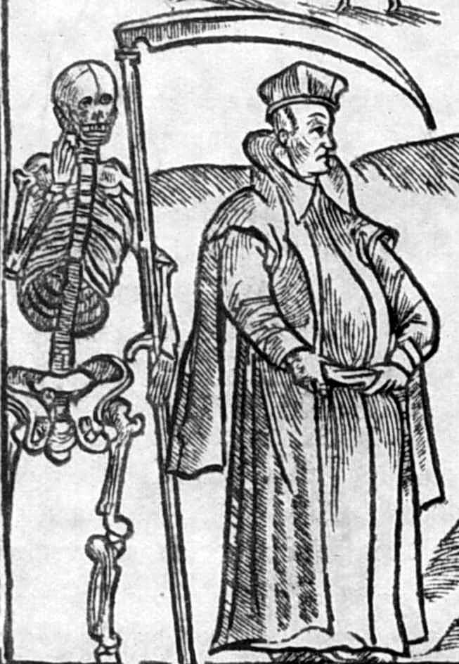 Смерть і багач