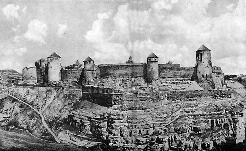 Замок в Кам'янці-Подільському