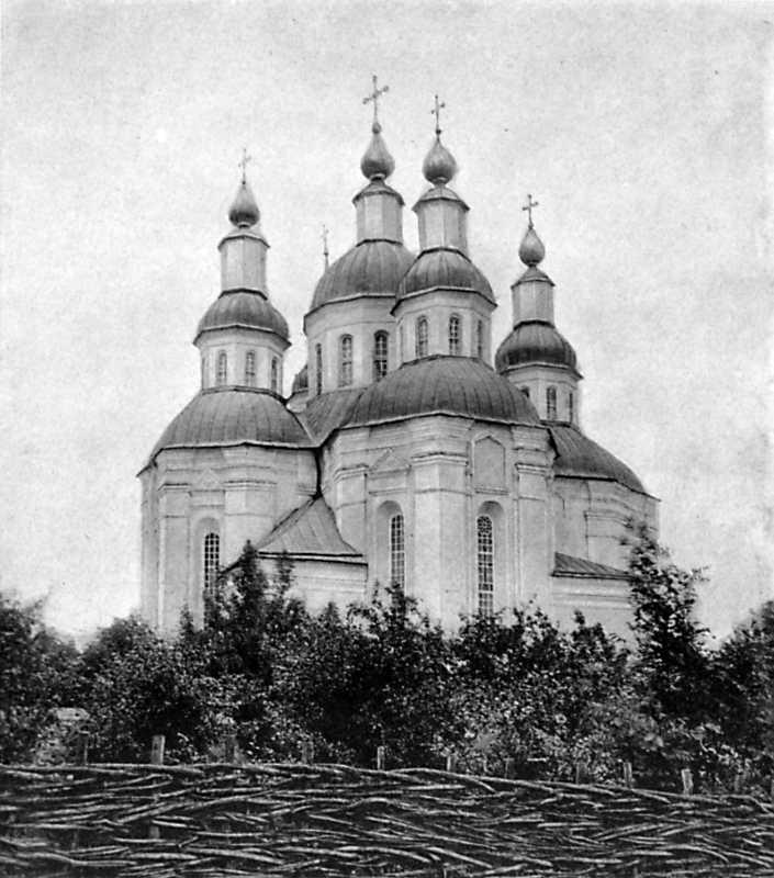 Успенська церква в Лютенці. 1686 р.