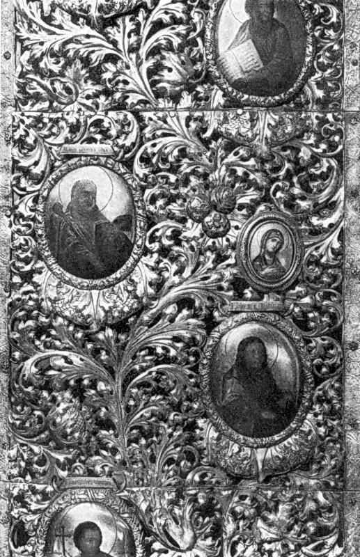Царські врата, 1748 р.