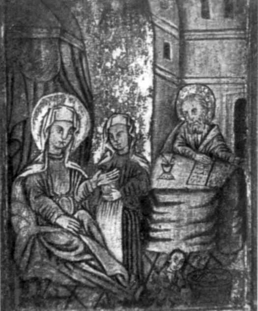 Різдво Христове. Ікона 17 ст.