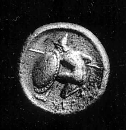 Монета Херсонеса
