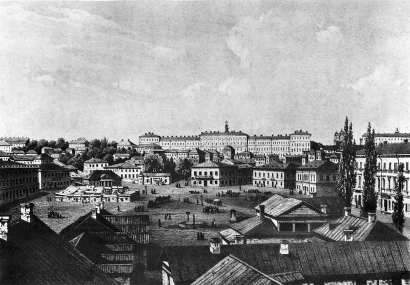 1876 р. Загальний вигляд з півдня