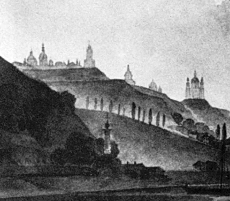Михайлівський Золотоверхий монастир, Трисвятительська і Андріївська церкви
