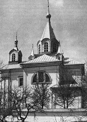 Церква Рідзва богородиці