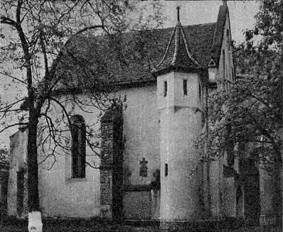 Каплиця св.Мартіна