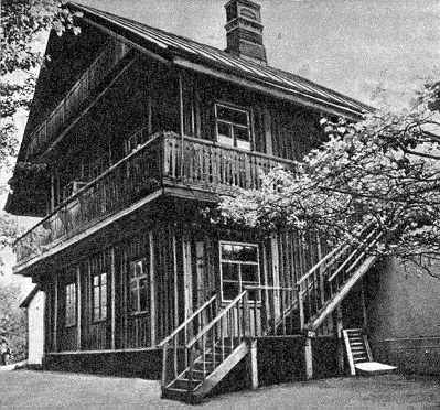 Швейцарський будинок