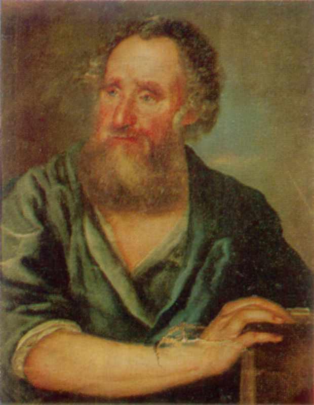 Ломер М. Портрет Якова Скотницького. 1757 р.