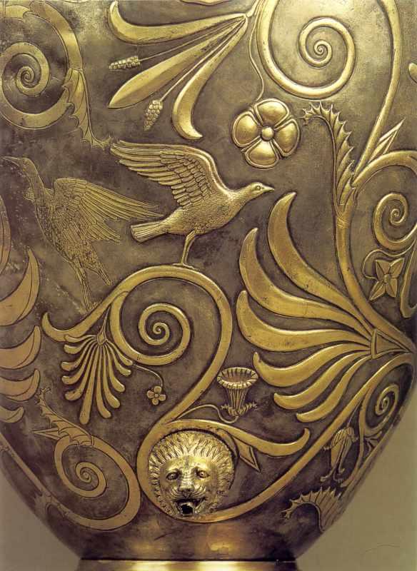 Фрагмент нижнього фризу