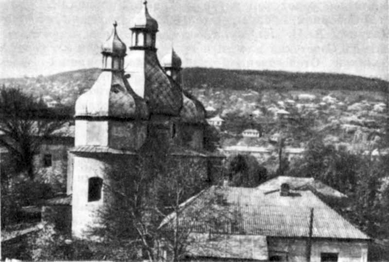 1988 г. По восточному Подолью