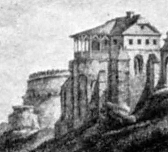 Нова башта і Вежа Мурована