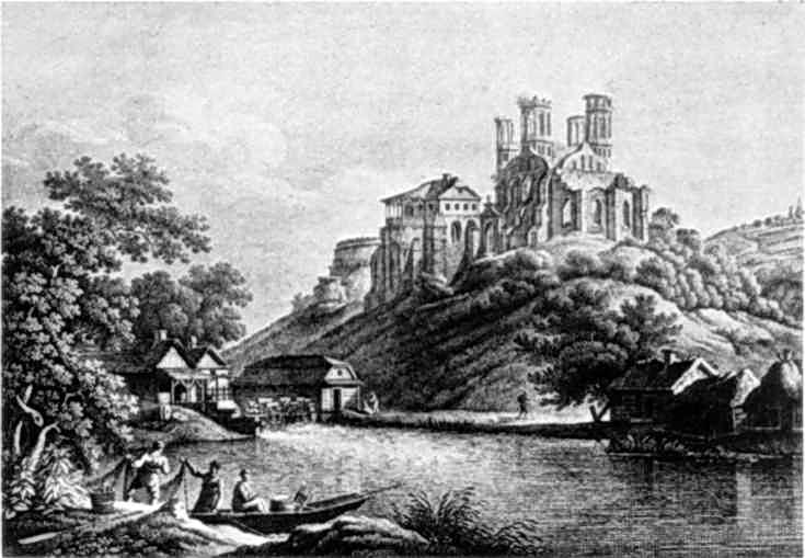 1820 р. Загальний вигляд зі сходу