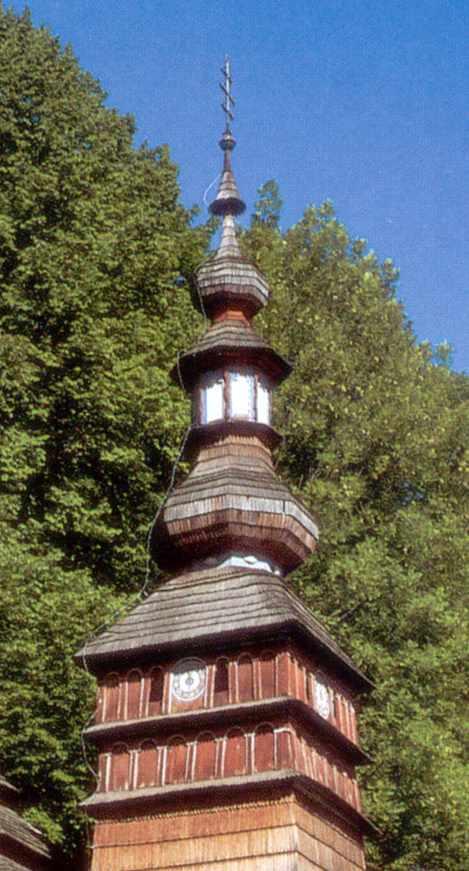 Верх башти