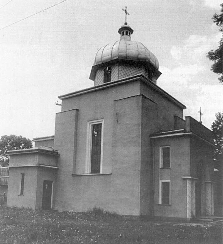 Церква св.Юрія на Млинках