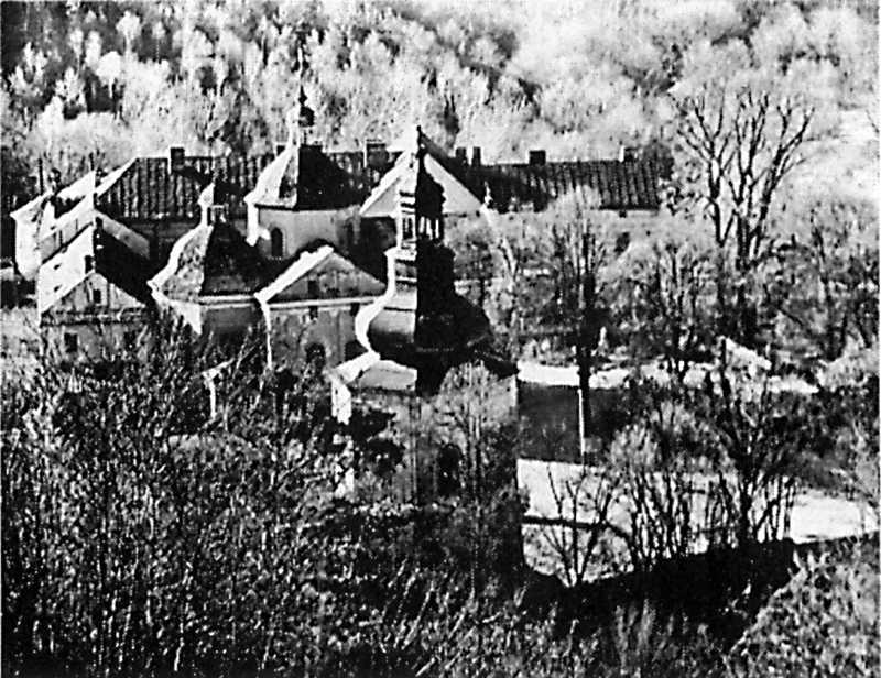 1998 р. Загальний вигляд монастиря