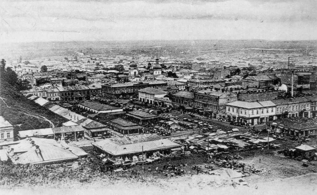 1904 р. Житній ринок