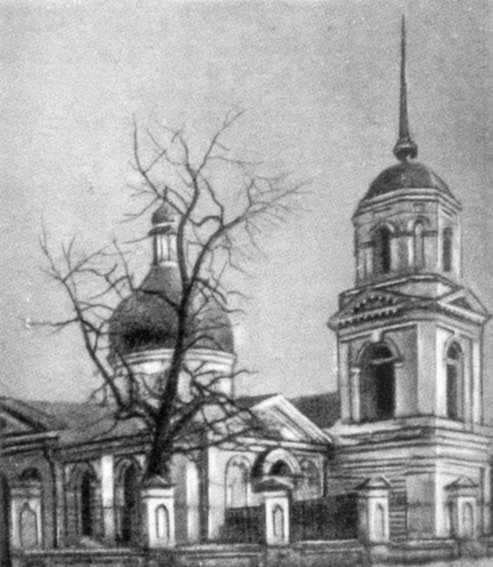 Церква Різдва св.Іоана Предтечі (Подільська)