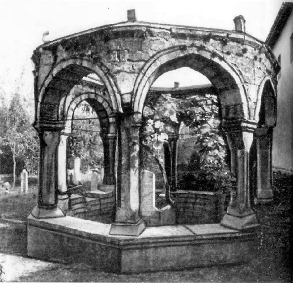 Надгробна ротонда (Менглі-Грея 2-го)