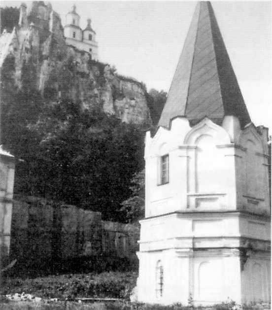 [2000 р.] Башта огорожі. Загальний вигляд
